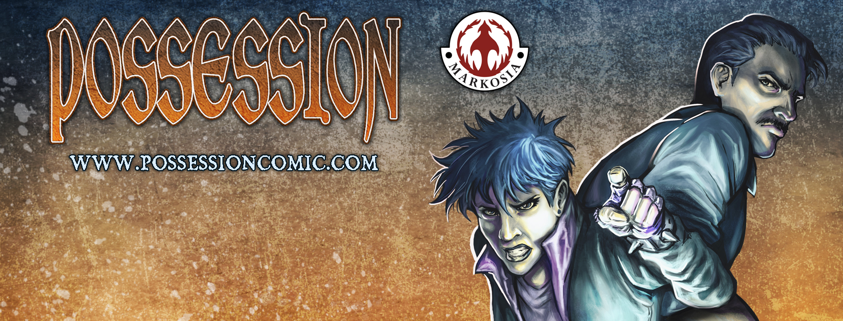 Possession Comic